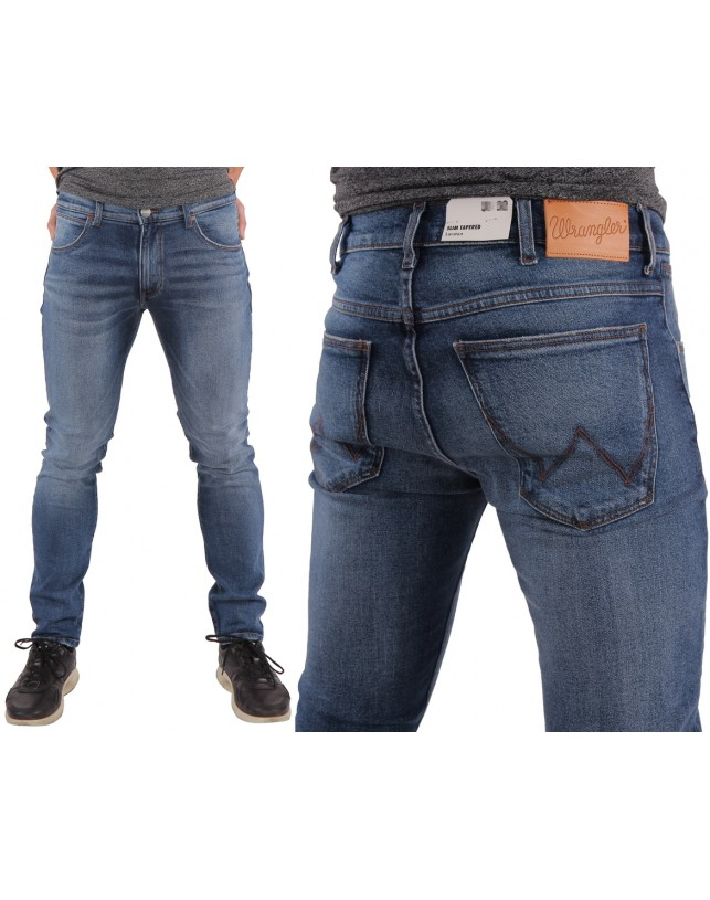 JEANSY LARSTON MID TERM SLIM TAPERED