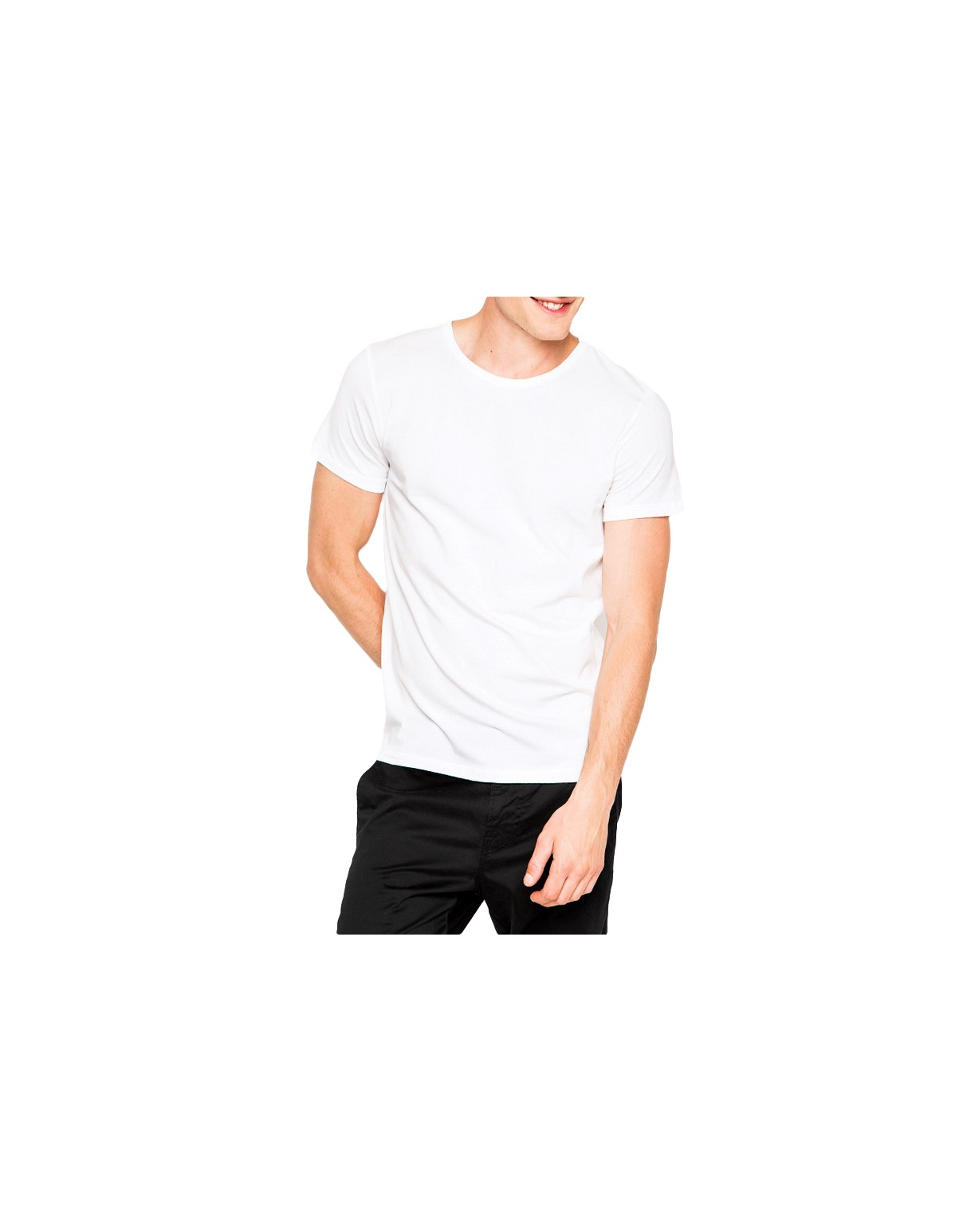 T SHIRT TOMMY HILFIGER CREW NECK TEE 3 PACK PRE 2S87905187