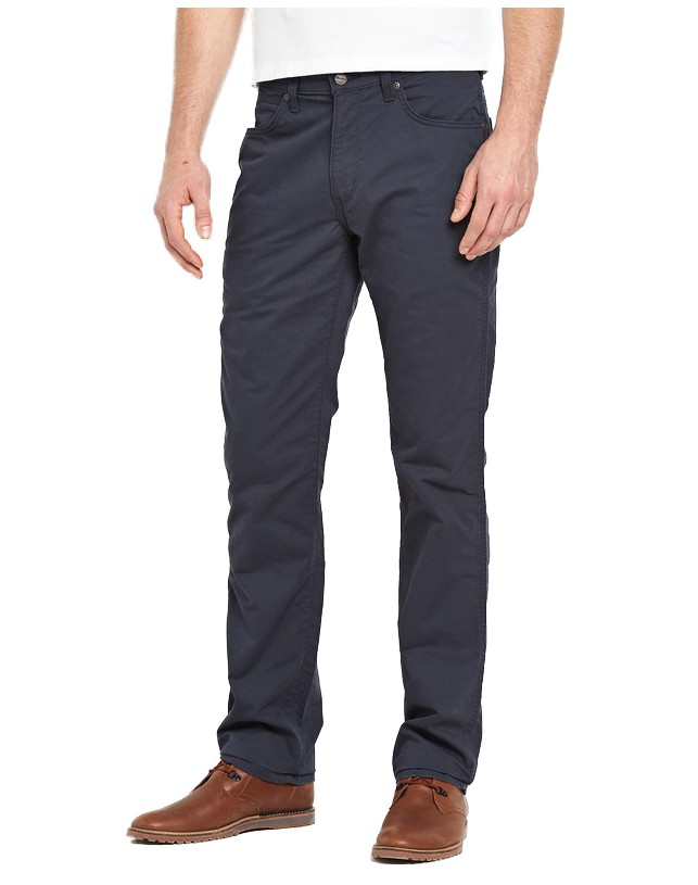 Spodnie Wrangler arizona stretch navy