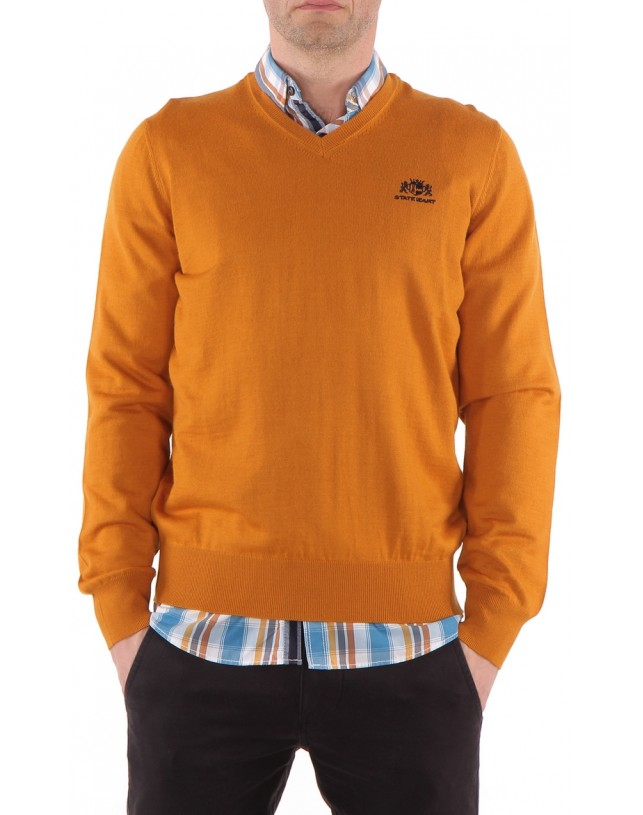 SWETER STATE OF ART REGULAR FIT 121-11001-2700